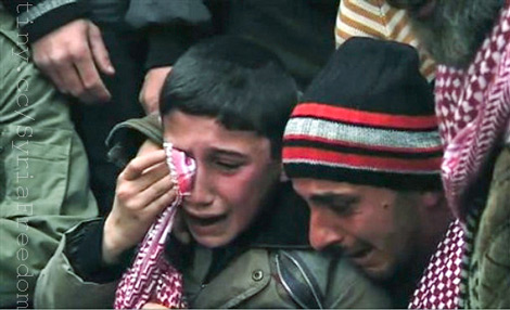 syrien-lidande